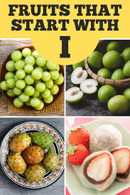 12 fruits that start with i insanely good