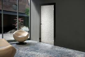 modern doors metropolis giudetto glass 1900v qq va type a glass tempered layered with fabric