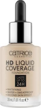 838 отзывов на CATRICE <b>Основа тональная</b> для лица <b>HD</b> Liquid ...