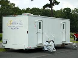 bathroom trailers. Disaster-relief-portable-restroom-trailer Bathroom Trailers