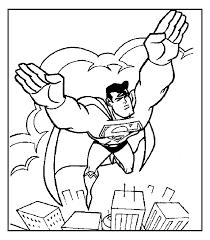 Superman Kleurplaten Kleurplatenploofr