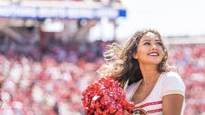 Lindsay Rosenberg Is Changing How Pro Cheerleaders Are Seen One ...