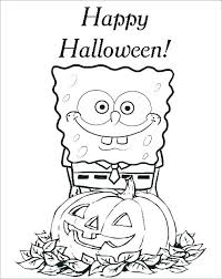 Spongebob Easter Coloring Pages Of Thanksgiving Porongurup