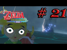 Zelda Wind Waker Hd Episode 21 Ghost Ship And Triforce