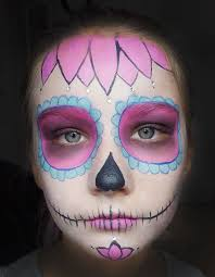 if you ve ever wondered how to do cool sugar skull makeup for a day of the dead or party this tutorial is for you super easy anyone can do it