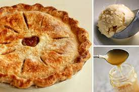 Fill your pie and follow the rest of the recipe as written. The Theme Is Apple Pie Tasty Kitchen Blog