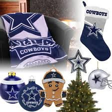Dallas Cowboys Christmas Ornaments, Stocking, Tree Topper, Blanket ...