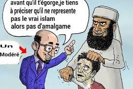 Résultats de recherche d'images pour «pas d'amalgame islam»
