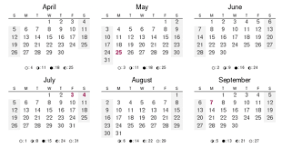 Calendars For June And July 2015 12 Months Of The Year