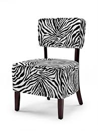 armless accent chairs under 100. this zebra print accent chair is a great deal priced just under $100 . armless chairs 100 0