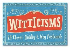 Image result for  witticisms,