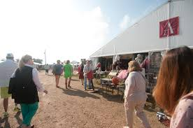 marburger farm antique show opening day