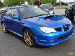 2007 WR Blue Pearl Subaru Impreza WRX STi #29138078 | GTCarLot.com ...