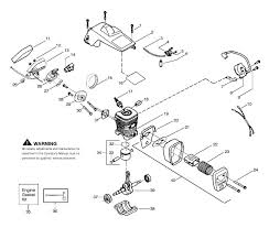 partner formula 400 952802119 chainsaw engine spare parts diagram