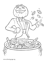 halloween costumes coloring pages halloween halloween pumpkin head costume coloring page