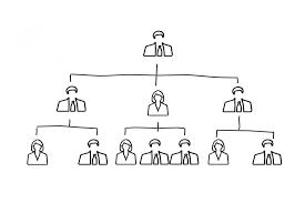 Agile Project Organization Chart The Functional Organizational Structures And The Project