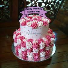 Ombre Cake Delicia Cakes