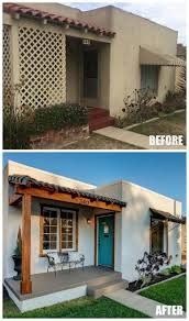 mid century modern front porch. Interior Modern White Front Porch Portico Design Ideas With Car Standard Size Contemporary Designs For Houses Mid Century