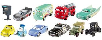 Disney Cars Fan Stand Display Case Disney Pixar Cars ToysRUs 82