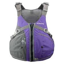 Stohlquist Womens Flo Meshback Paddling Life Jacket West