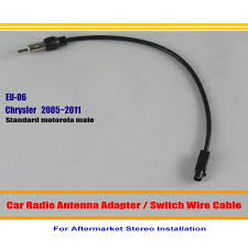 popular aftermarket radio antenna buy cheap aftermarket radio 2005 Sonata Antenna Wiring for chrysler 200 300 aspen crossfire sebring town & country car radio antenna adapter 2007 Sonata