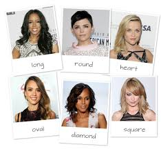 How To Find Your Hairstyle right hairstyles that perfectly suits for your face shape find 7057 by stevesalt.us