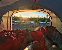 Camping Trip Camping With Your Girlfriend 6 Tips For Success The Distilled Man