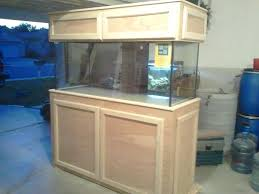 fish tank stand finishing birch fish tank stand how to build a fish tank fish tank feature article building a plywood aquarium