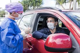 The majority of cases emerged in victoria, with the state recording 73 new infections as it continues to battle multiple outbreaks. My Experience Of A Drive Through Covid Test Victoria Bartle