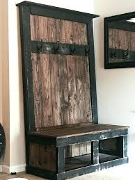 Diy Coat Rack Bench Diy Coat Rack With Bench Wondrous Entryway Bench Coat Rack Best 34