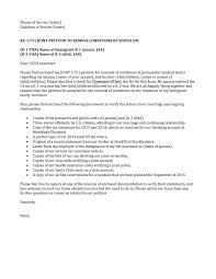 Sample Cover Letter For Form I 751 Guamreview Com
