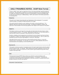 Physical Therapy Documentation Examples On In Setting Recipe
