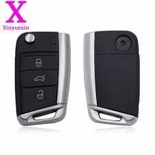 Gift High Quality Car ABS <b>Key</b> Case Holder For VW Golf Sportwagen ...