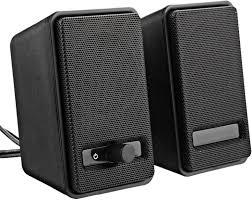 speakers under 10. amazon basic usb powered speakers a100 speakers under 10