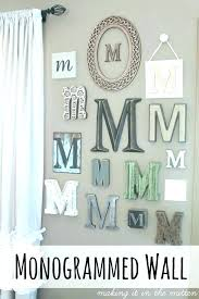 letters for room decoration nursery wooden letters wall decor decoration ideas alphabet initial stickers for cups