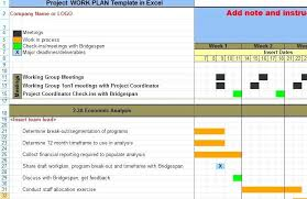 Sample Project Plan Excel Creating A Project Plan In Excel Interior Design Project Management