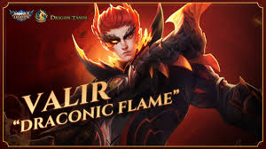 Valir <b>Dragon</b> Tamer Series New Skin | Draconic <b>Flame</b> | Mobile ...