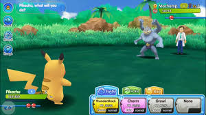POCKETOWN (POKEMON ADVENTURE GAME) Unreleased Gameplay - YouTube