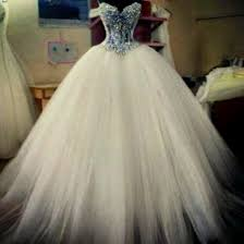 white poofy wedding dresses naf dresses