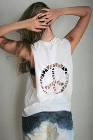 white t shirt cutting