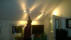 Ikea Tross Light Installation New Lights For The Bedroom Part 1 Orbitted By Nine Dark