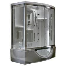 jetted tub shower combo home depot. steam planet - modern \u0026 shower enclosure with whirlpool bathtub, multi body message water jets, radio aromatherapy home depot canada jetted tub combo pinterest