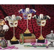 Mask Display Stand DIY mask display stand from a candlestick and a clothes hanger 99