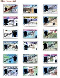 Seven Cards About Souvenir Novelty Identification Fun Or Know Things Fake To Post National Id