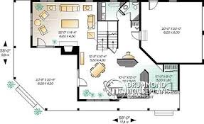 Lake House Plans With Rear View Wrap Around Lakefront Porches Lake Front Home Plans