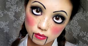this creepy doll halloween makeup is perfect for the horror creepy porcelain doll ing to life for vengeance can even make the creepy twins
