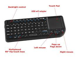 samsung tv keyboard and mouse. aliexpress.com : buy mini 2.4g wireless keyboard touchpad backlight for smart tv samsung lg panasonic toshiba free ship from reliable tv and mouse c
