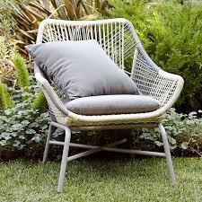 2huron small lounge chair cushion gray ocrop w710 h 2x