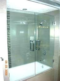 cost of custom shower glass shower enclosure cost glass shower doors cost bathtub door glass doors