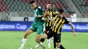 الرجاء يتوج بطلا للبطولة العربية على حساب نادي الاتحاد السعودي